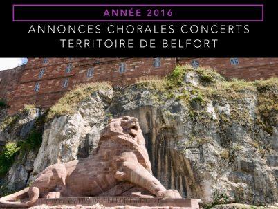 LISTE PRESTATIONS DANS LE TERRITOIRE DE BELFORT ANNÉE 2016