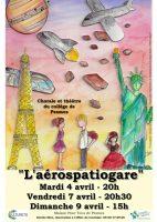 """CONCERTS """"L'aérospatiogare"""""""