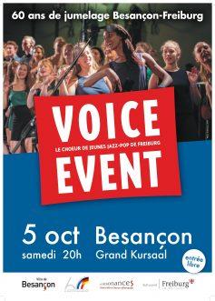 Concert de Voice Event